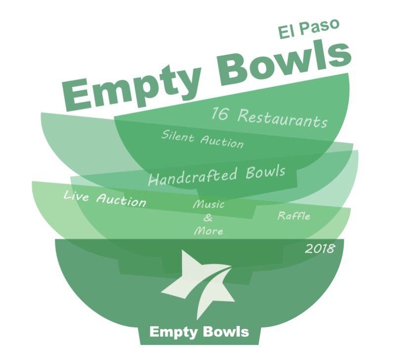14th Annual Empty Bowls Event