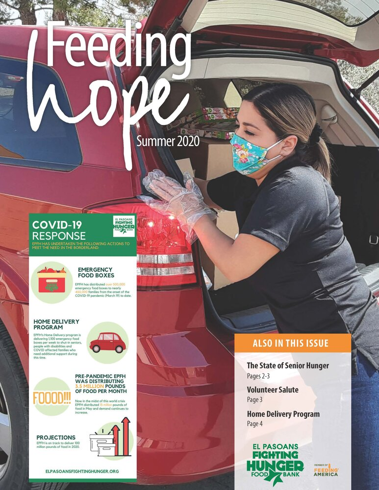 Feeding Hope Summer Newsletter 2020