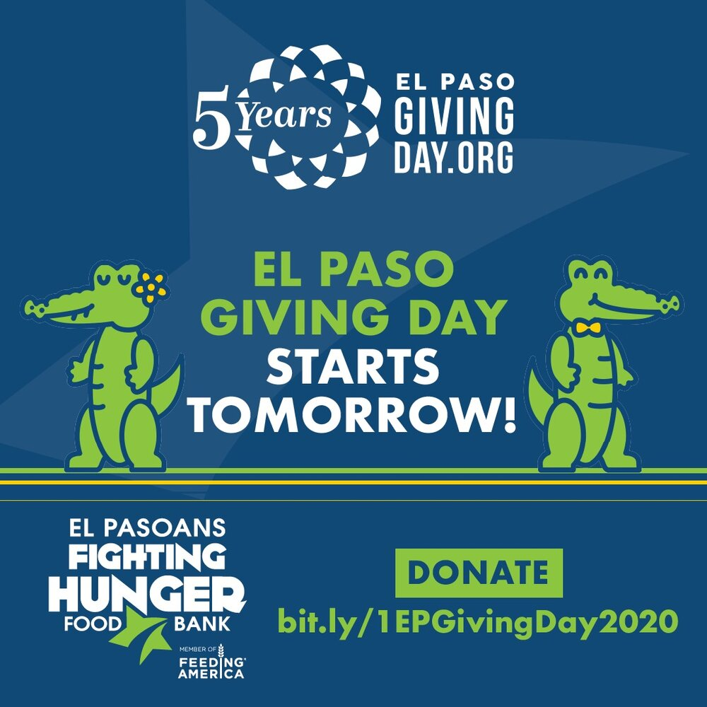 El Paso Giving Day