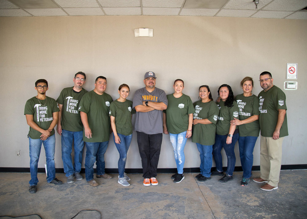 El Pasoans Fighting Hunger Food Bank Expansion Project