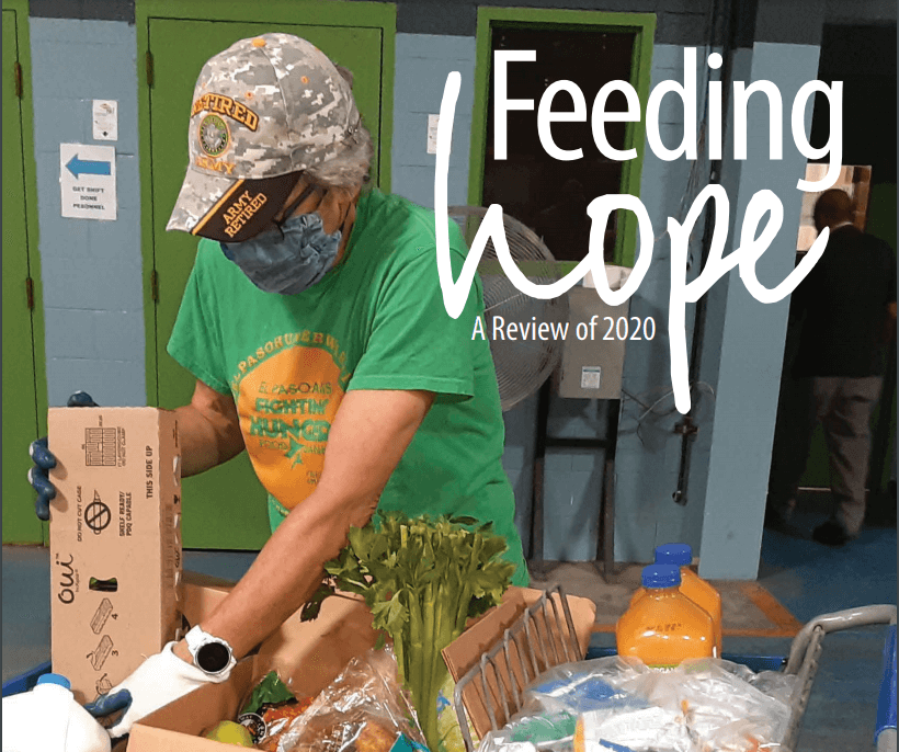 Feeding Hope Newsletter - Jan 2021