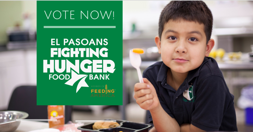 Cast Your Vote: Food Bank Selected as Top 10 Community Development Block Grant Proposals