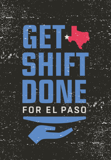 Get Shift Done for El Paso and El Pasoans Fighting Hunger mark one-year anniversary