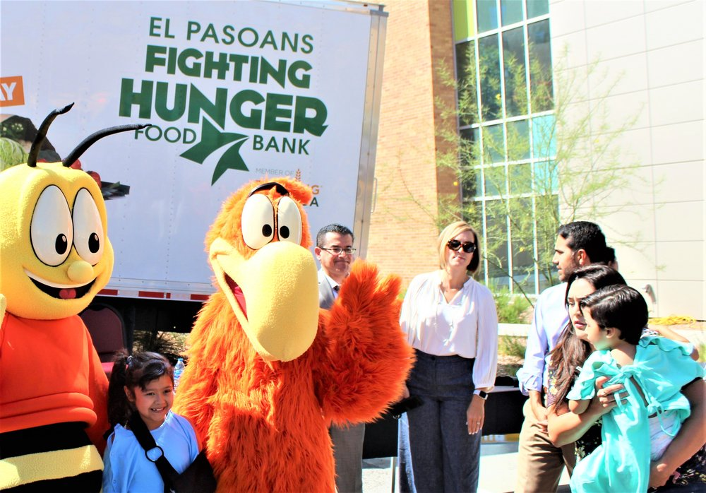 Healthy Over Hungry Cereal Drive Campaign