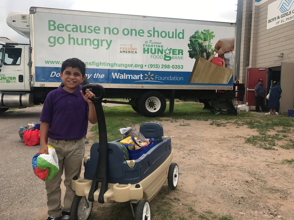 Hunger Action Month: Food Bank Asks El Paso to Take Action