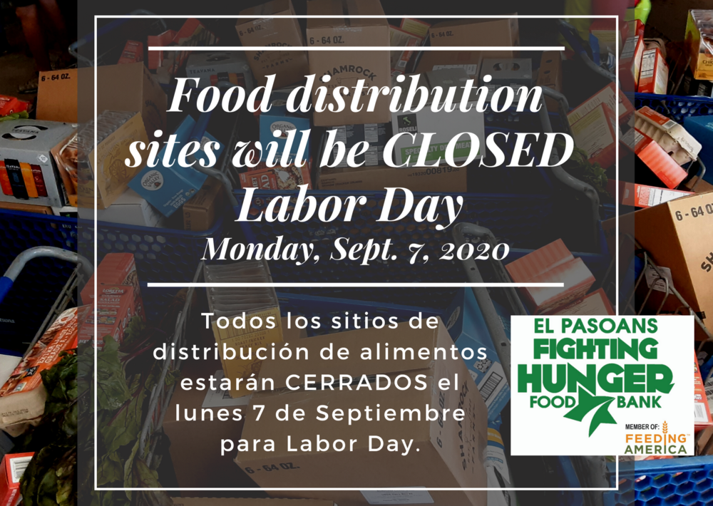 Labor Day Closures