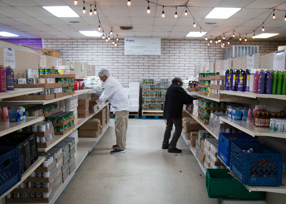 Pantry Partner Spotlight: Kelly Center For Hunger Relief