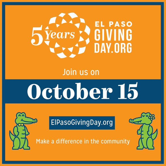 Save the Date: El Paso Giving Day