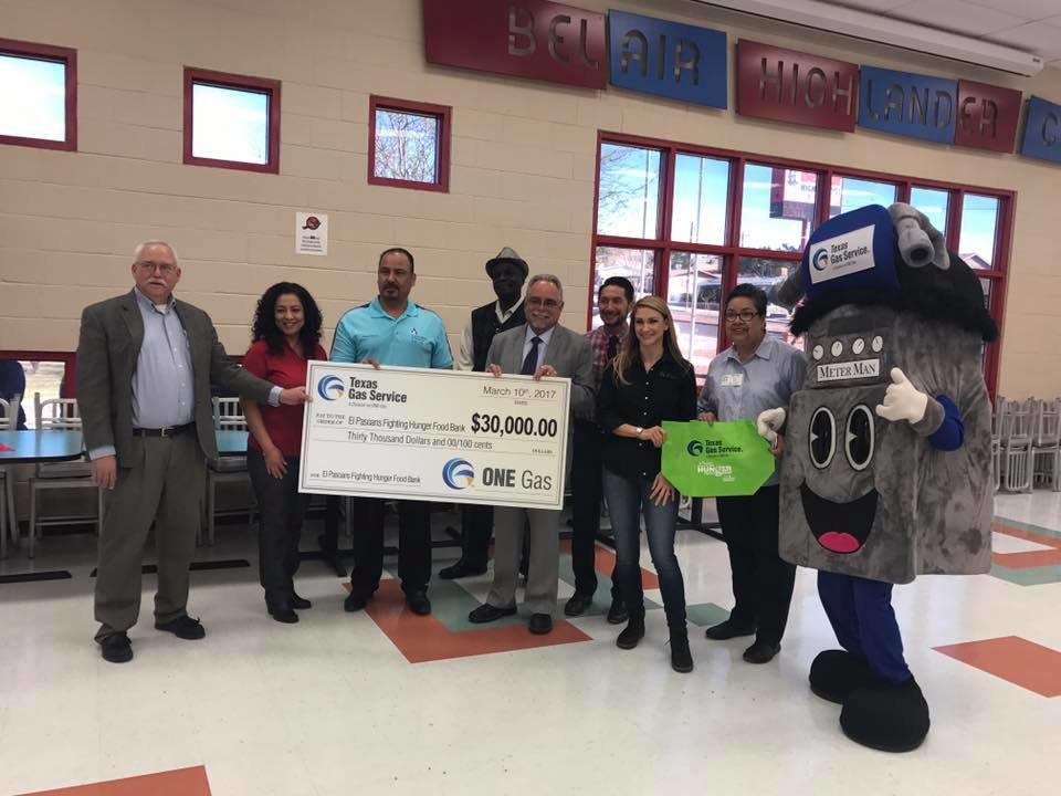 Texas Gas Service Teams Up With Food Bank For Mobile