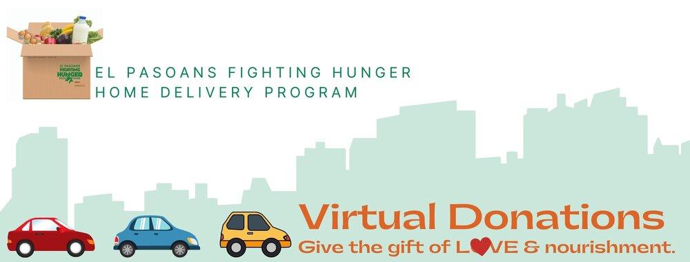 Virtual Donations